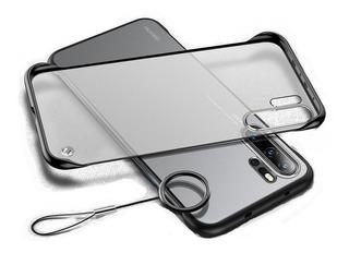Bumper Xiaomi Redmi Note 7 8 Mi A2 A3 9 9t 8 Se Transparente