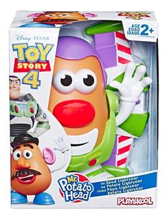 Sr Cara De Papa Como Buzz Lightyear Toy Story 4 Playskool