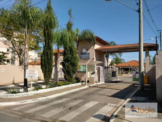 Apartamento Com 2 Dormitórios À Venda, 49 M² Por R$ 175.000,00 - Jardim Volobueff (nova Veneza) - Sumaré/sp - Ap6787
