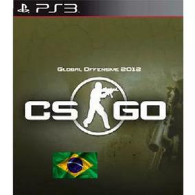 Counter Strike Cs Go Global Offesnive Ps3 Psn Midia Digital