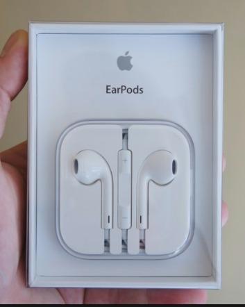 b3304bbf2eb Audifonos iPhone 6 6s 6 Plus Earpods Envio Gratis Apple - $ 299.00 en  Mercado Libre