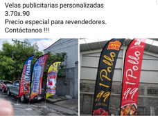 Velas Publicitarias