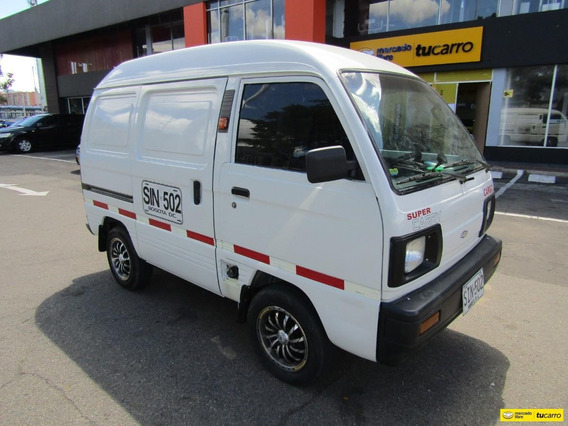 Chevrolet Super Carry 1.0 Cargo