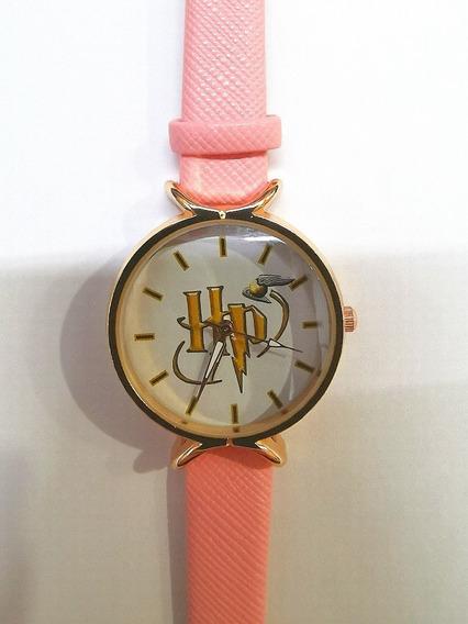 Reloj Dama Mujer Harry Potter Snitch