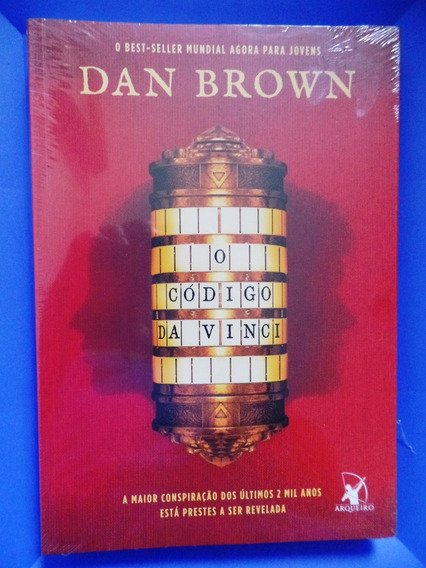 Kit Dan Brown O Código Da Vinci O Símbolo Perdido Anjos E...