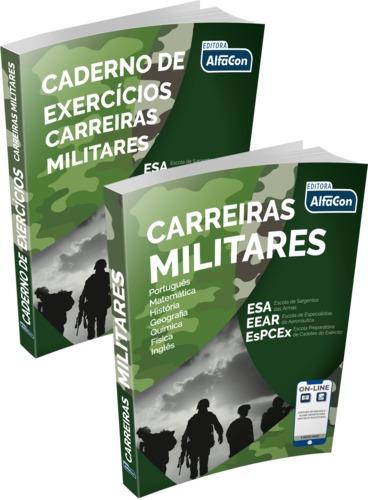 Apostila Carreiras Militares - Esa - Eear - Espcex - 2019
