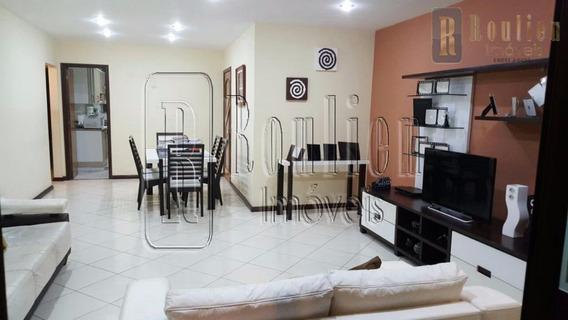 Apartamento Com 3 Dormitórios À Venda, 140 M² - Centro - Nova Iguaçu/rj - Ap0054
