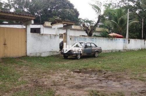 Chácara Com Edícula No Jardim Coronel Itanhaém - Ch043