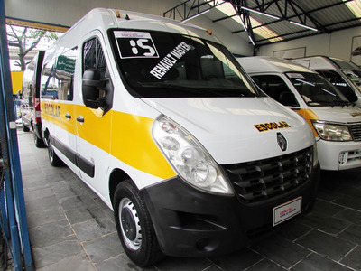 Renault Master Escolar Usada 2015 L2h2