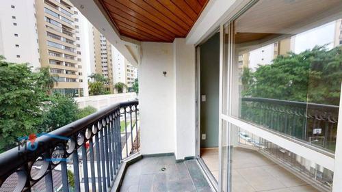 Apartamento Com 3 Dormitórios À Venda, 110 M² Por R$ 1.330.000,00 - Alto De Pinheiros - São Paulo/sp - Ap15821
