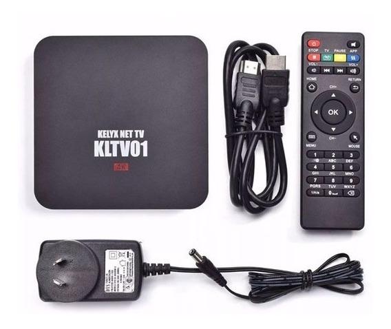 Android Box Convertidor Smart Tv 4k Mini Pc Wifi Env Gratis