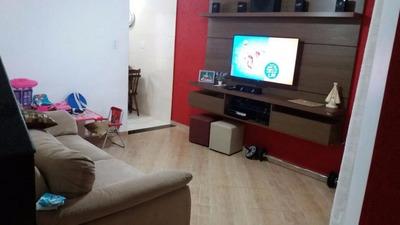 Casa Em Vila Voturua, São Vicente/sp De 72m² 2 Quartos À Venda Por R$ 190.000,00 - Ca221301