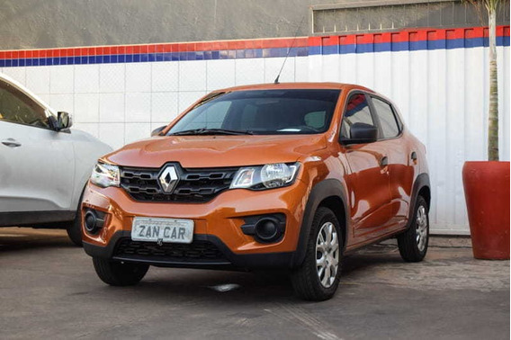 Renault - Kwid 1.0 12v Sce Flex Life Manual 2019