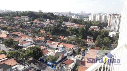 Imagem 1 de 13 de Apartamento Para Locação - Super Quadra Morumbi - Sp - 3807