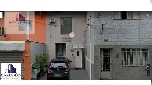Imagem 1 de 1 de Vendo   Terreno   Zn Zona Mista, 76 M², Proximo Av Ibirapuera E Do Shopping Ibirapuera. - Te0046