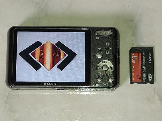 Câmera Cybershot Dsc-w570 Sony 16 Mp