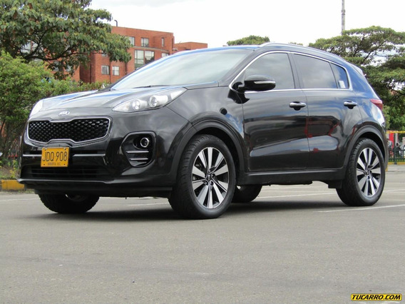 Kia New Sportage Ex At 2000cc Aa Ab Abs Tc