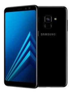 Samsung Galaxy A8 32 Gb Negro 4 Gb Ram Seminuevo