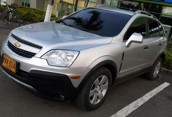 Chevrolet Captiva Sport Full 2012.