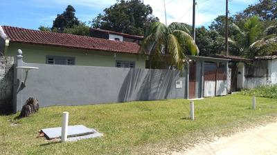 Ótima Casa No Jardim Diplomata, Em Itanhaém, Litoral Sul Sp