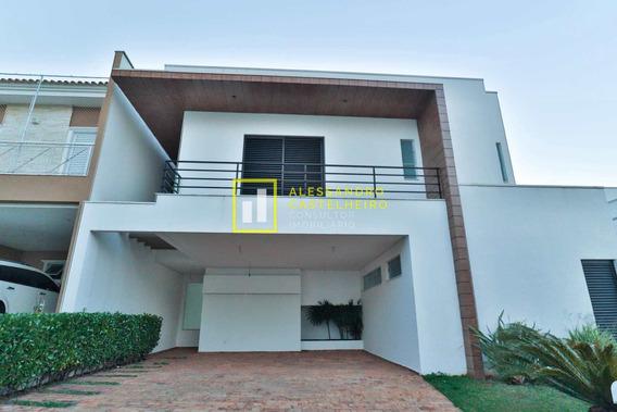 Casa De Condomínio Com 4 Dorms, Parque Campolim, Sorocaba - R$ 2.5 Mi, Cod: 258 - V258