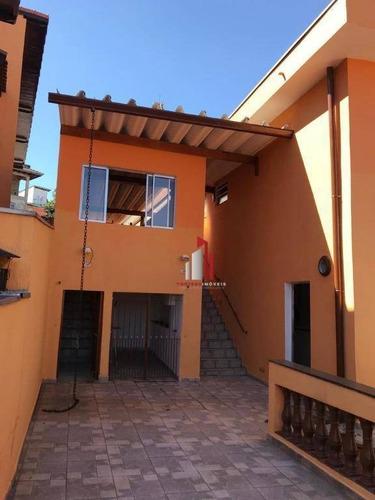 Casa Com 3 Dormitórios À Venda, 280 M² Por R$ 580.000,20 - Freguesia Do Ó - São Paulo/sp - Ca0172