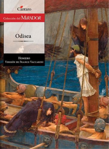 Odisea - Colección Del Mirador - Cántaro