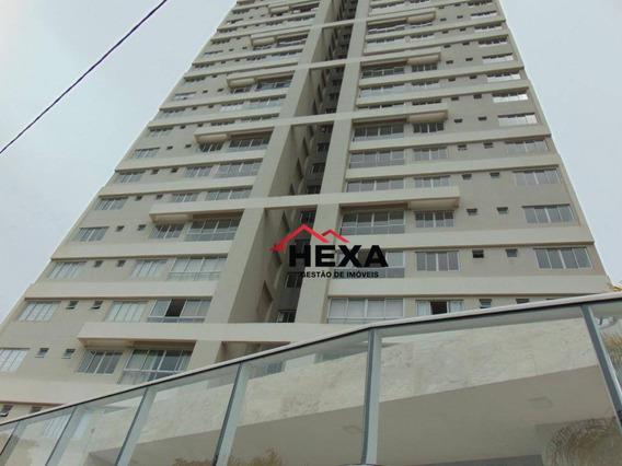 Apartamento Com 2 Quartos À Venda, 69 M² Terra Mundi Parque Cascavel- Jardim Atlântico - Goiânia/go - Ap0278