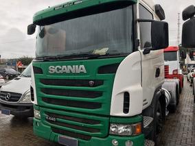 2 Unidades Scania 124 440 6x2 Ano 2013/2013 Km 380.000 /
