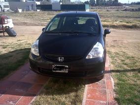 Honda Fit 1.5 Ex At 2007