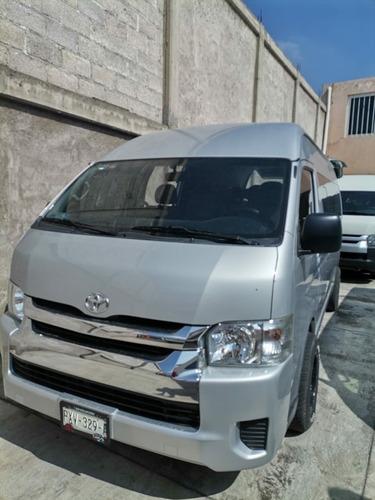Imagen 1 de 15 de Toyota Hiace 2019 2.7 Bus 15 Pas Mt