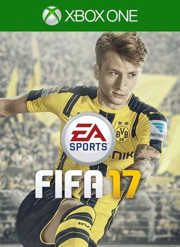 Fifa 17 Juego Xbox One (semi Nuevo)