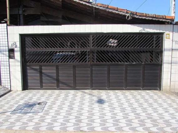 Ref 12773 - Casa Residencial Ou Comercial - Guilhermina ! - V12773