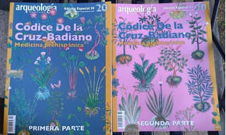 Arqueol Mex. Codice De La Cruz Badiano Medicina Prehispanica