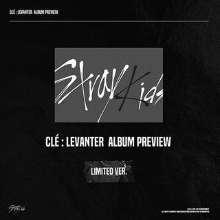 Stray Kids - Clé : Levanter (limited Ver.) Original Kpop