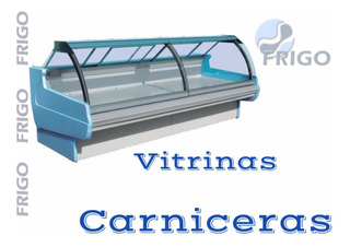 Vitrina Panorámica Refrigerada