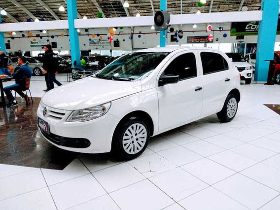 Volkswagen Gol (novo) 1.6 Trend Total Flex 4p 2011