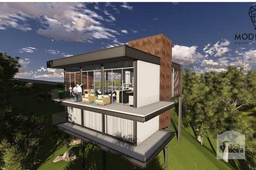 Imagem 1 de 7 de Casa Em Condomínio À Venda No Estância Serrana - Código 326825 - 326825