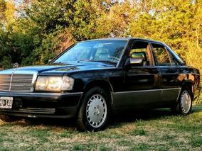Mercedes Benz 190e 1991