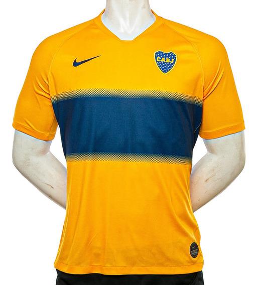 Camiseta Boca Juniors Away Pr Nike Sport 78 Tienda Oficial