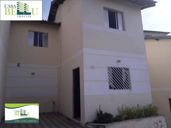 Casa Em Condominio Fechado - Ca0469