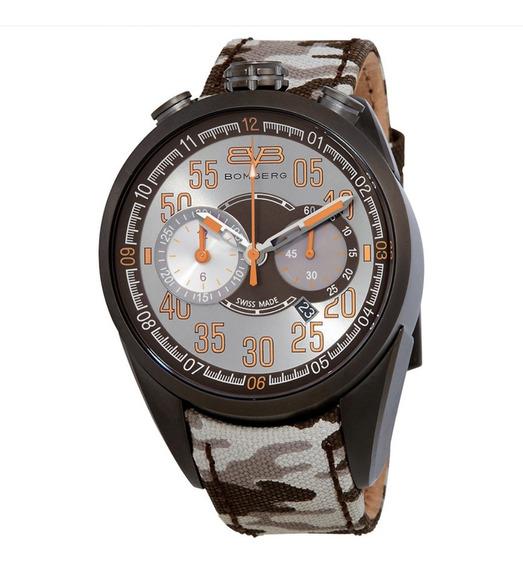 Reloj Bomberg Ns44chpgm.0095.2 1968 44mm Cronografo
