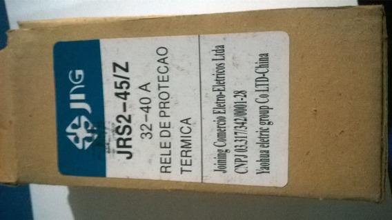 Rele De Proteção Termica Jrs2-45/z 32-40a