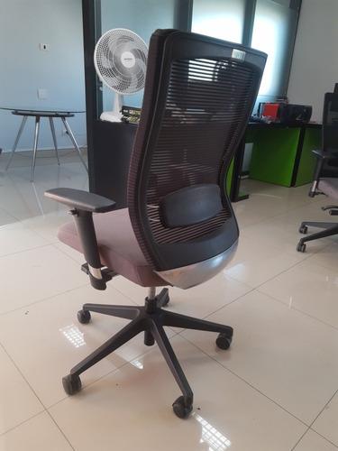4 Cadeira Ergonômica Escritório Giroflex