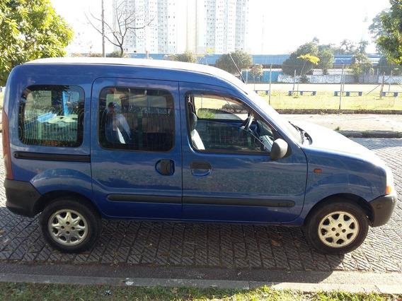Renault Kangoo 1.6 2000 Completo