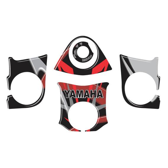 Adesivo Protetor Mesa Moto Fazer 250 Resinado