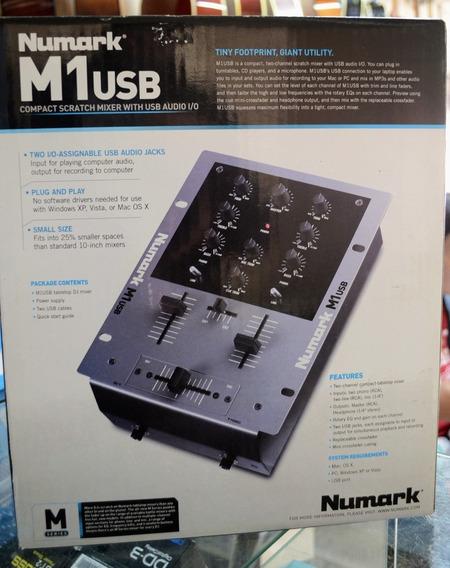 Mixer Numark M1 Usb