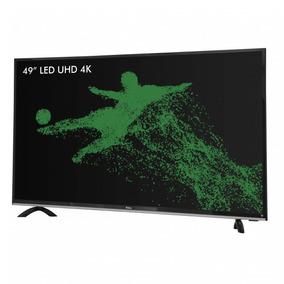 Smart Tv 4k 49 Polegadas Led Ultra Hd Ptv49f68dswn Ge