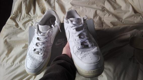 Zapatillas Nike Airforce 1 Usadas En Buen Estado Talle 12/46