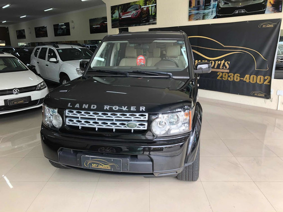 Land Rover Discovery 4 S